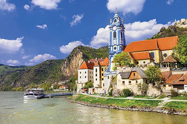 Cities of the Beautiful Danube