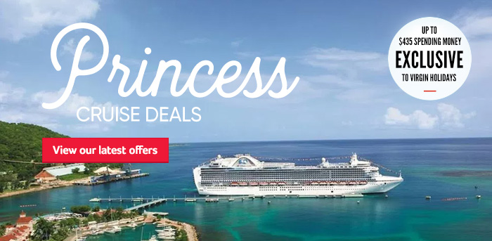 Generic | Princess Cruise Deals | Exclusive OBC