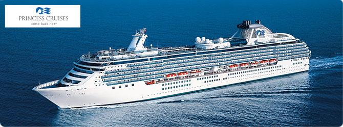 Princess Cruise Line Island Princess Ship