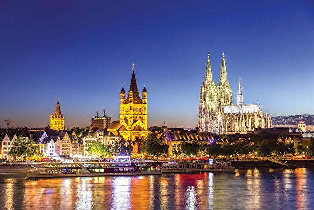 Jewels Of The Rhine