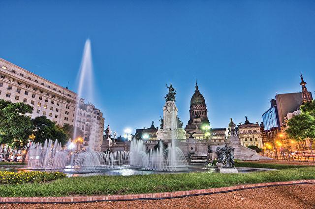 Buenos Aires Stay & Transatlantic Cruise