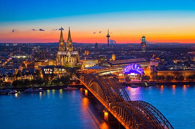 Romantic Rhine Cruise to Switzerland
