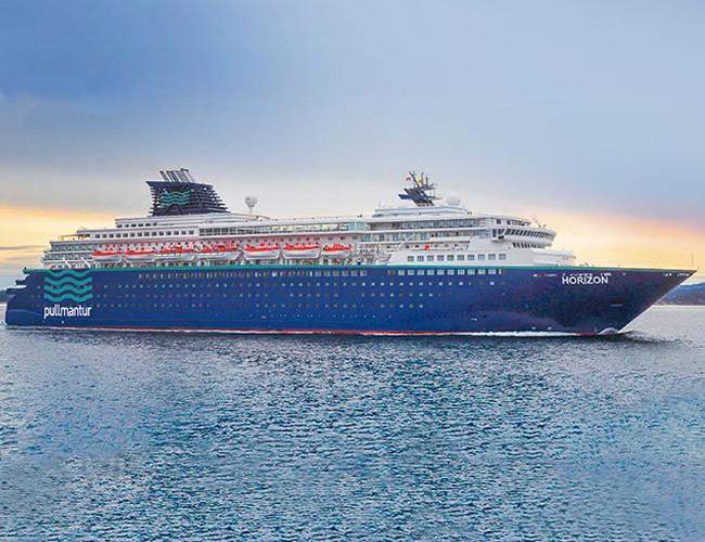 Barco Horizon de Cruceros Pullmantur