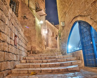 Jaffa Walking Tour