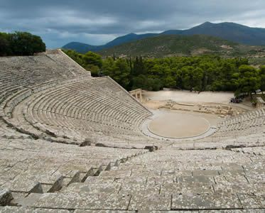 Theatre of Epidavros