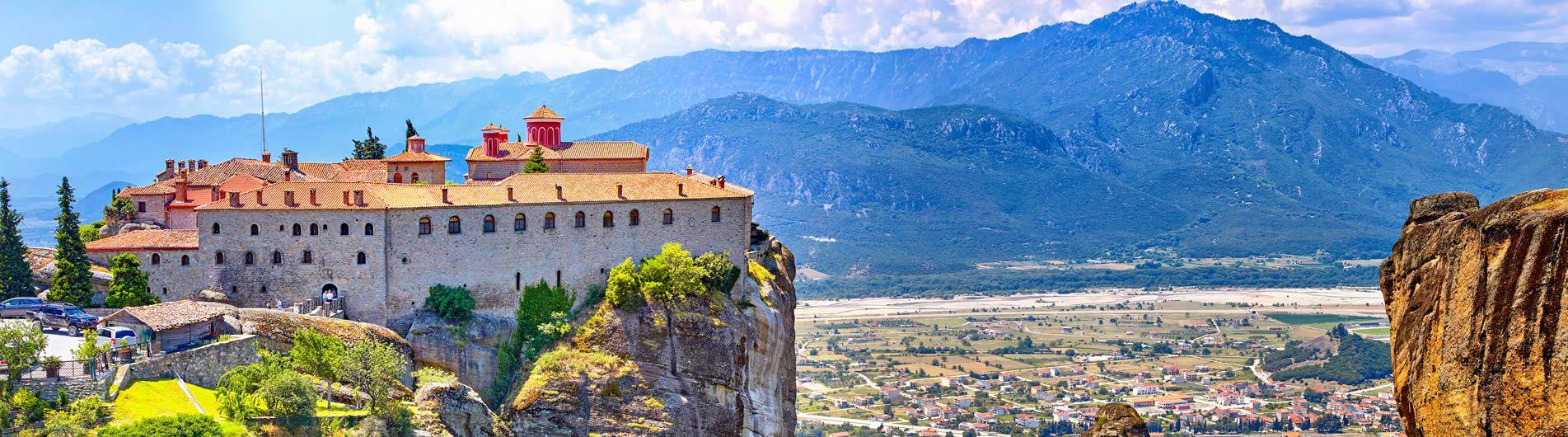 Grand Tour of Greece