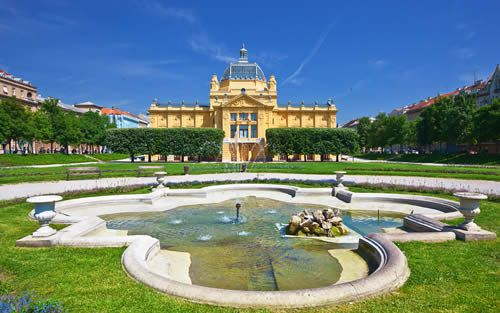 Sightseeing Tour of Zagreb