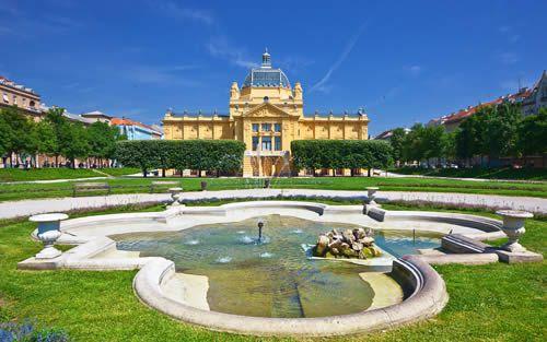 Sightseeing Tour of Zagreb