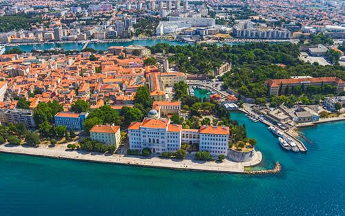 Walking Tour of Zadar