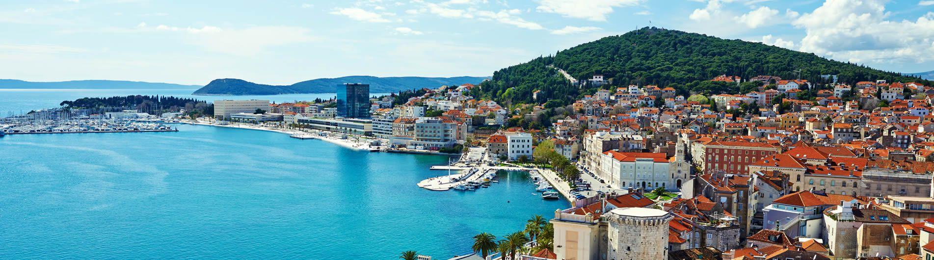 Tour of Split, Croatia