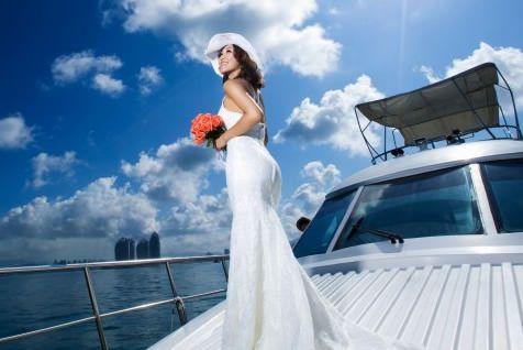 Yacht Weddings