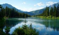 Cruceros por Banff, Alberta