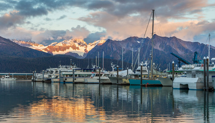 Cruceros Celebrity Cruises por Seward, Alaska