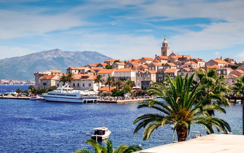 Overnight in Korcula (Vela Luka)
