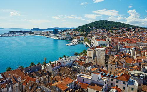 Coastal City of Split
