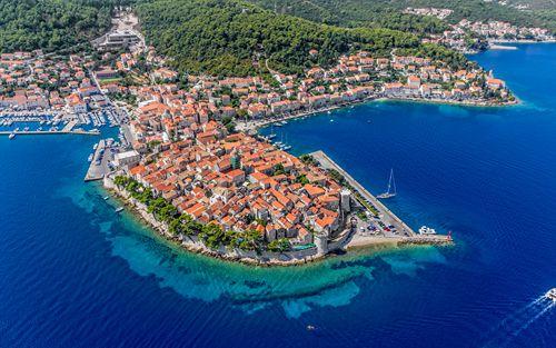 Free time in Korčula