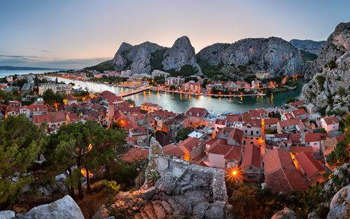 Overnight Stay in Omiš