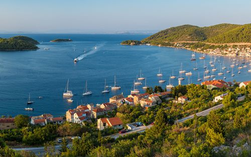 The Island of Vis