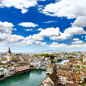 Romantic Rhine River Cruise