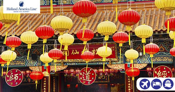 HONG KONG & JAPAN DISCOVERY