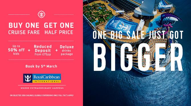 One big sale just got bigger