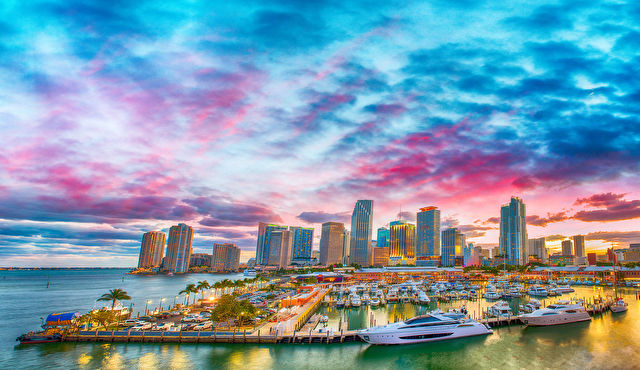 Miami Stay with Eastern Caribbean Cruise