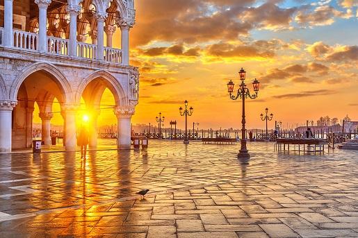 Venice to Nice