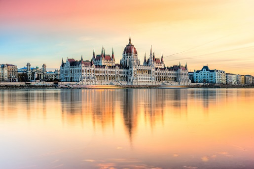 The Danube's Great Cities