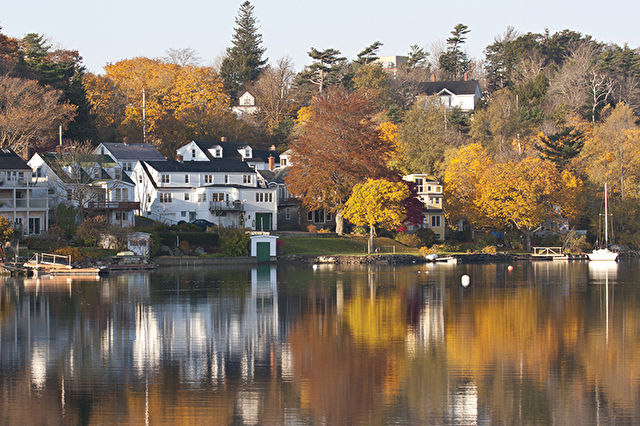 Colors of Canada & New England Fly Cruise