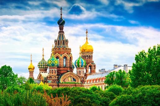 Baltic Cities & St Petersburg