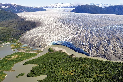 Voyage of the Glaciers Fly Cruise