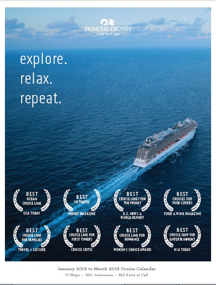 Princess Cruises: Brand Overview