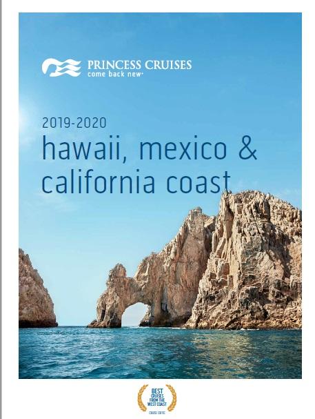 Princess Cruises: Hawaii, Mexico & California Coastal 2019