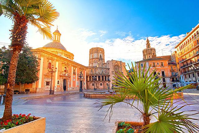 Iberian Peninsula Fly Cruise