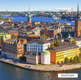 Destination Baltic Sea Stockholm