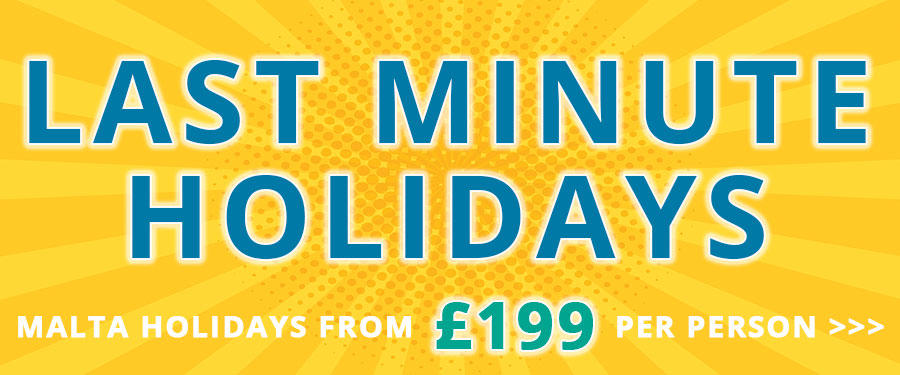 Late Deals holiday deals to Malta