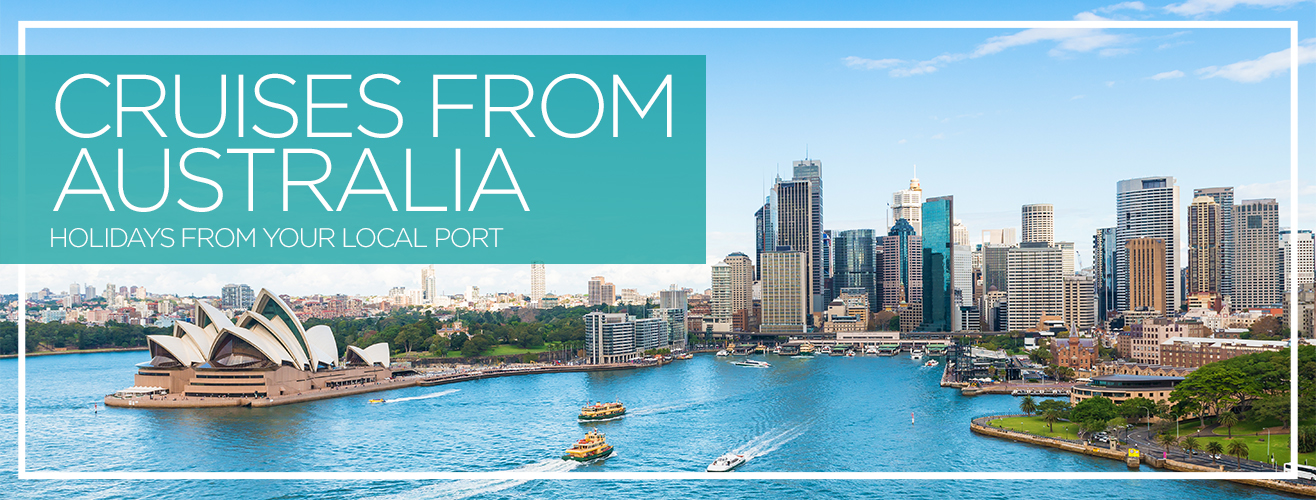 Cruises From Australia