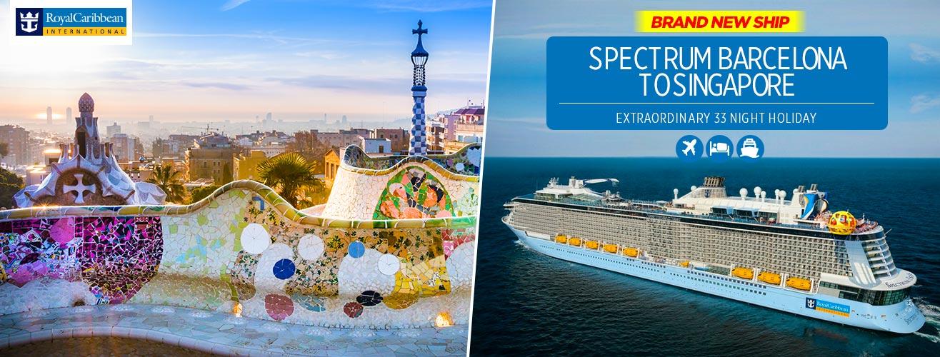 Exclusive Cruise1st Deal–Mediterranean, Suez Canal, Dubai & Asia