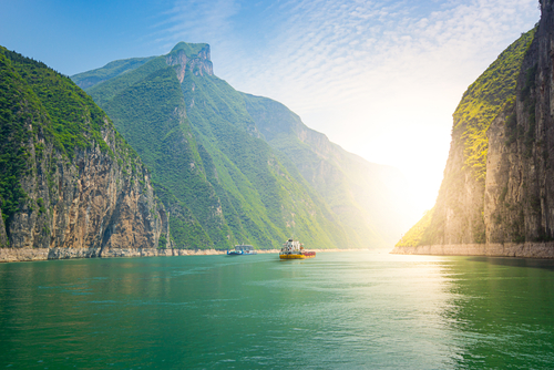CHENGDU & THE CHINA GODDESS