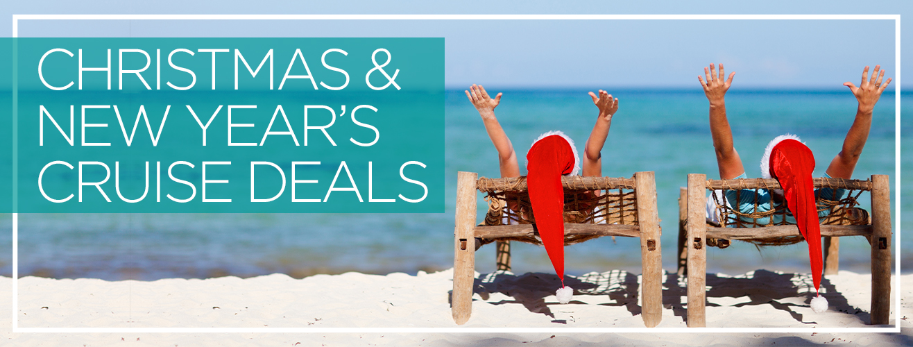 Christmas & New Year Cruise Deals