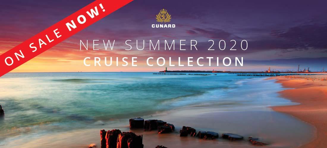 Cunard Summer Collection 2020