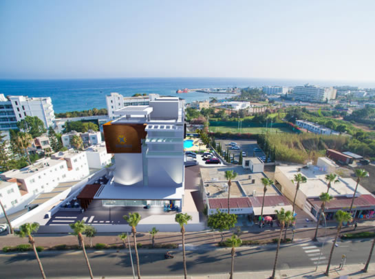 Sun n Blu Hotel