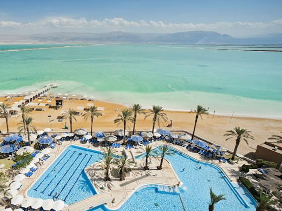 5* Crowne Plaza Jordan Dead Sea Resort