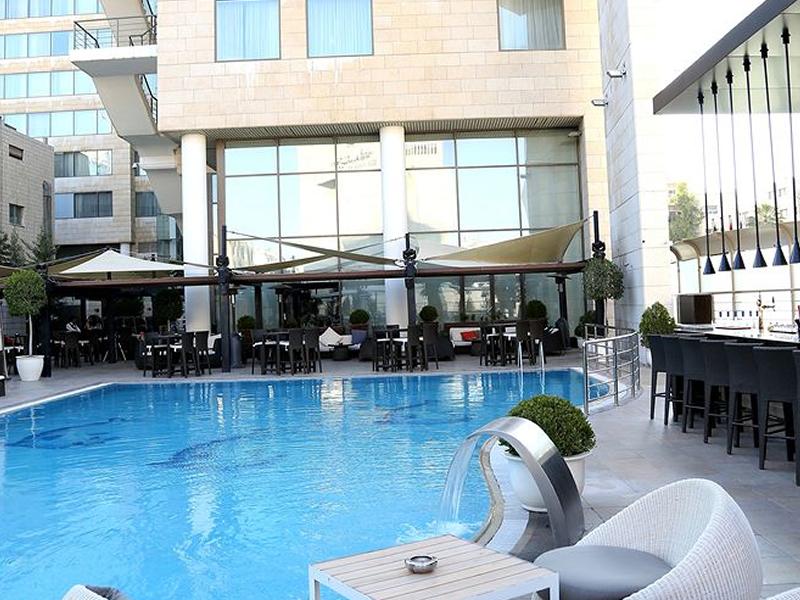 5* Kempinski Amman Hotel